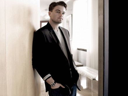 Download Leonardo Dicaprio Cute Wallpaper Wallpaper