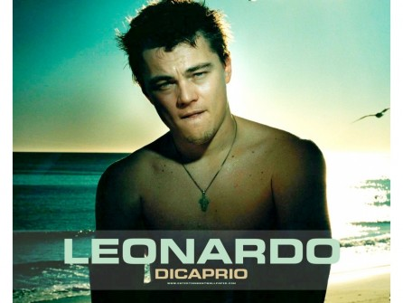 Leonardo Dicaprio From The Beach Movie Wallpaper Movies
