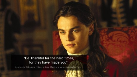 Leonardo Dicaprio Quotes Man In Iron Mask Movies