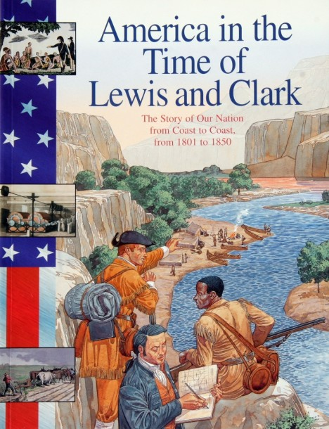 Americanintimeoflewisandclark Movie