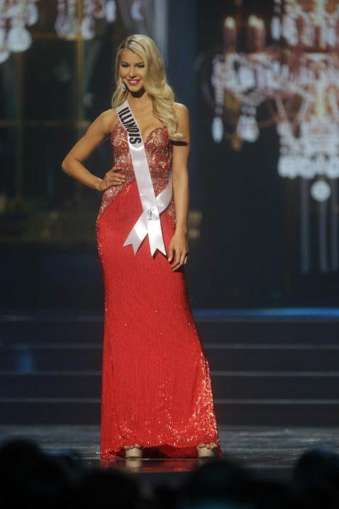 Lexi Atkins Miss Usa Preliminary Competition