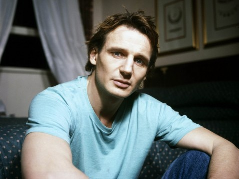 Liam Neeson Young Wallpaper