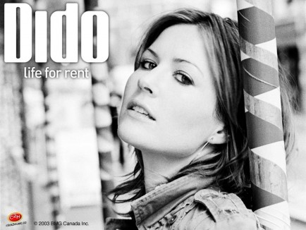 Dido Life For Rent Wallpaper