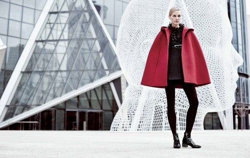 Liisa Winkler By Chris Nicholls For Holts Fall