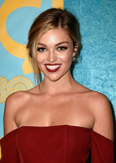 Lili Simmons Attend The Hbo Post Golden Globes Party In Beverly Hills Beach