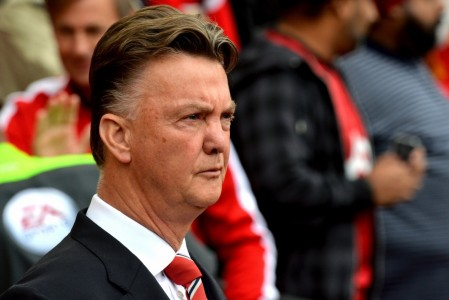 Louis Van Gaal Nose