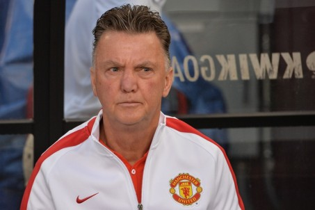 Louis Van Gaal Player