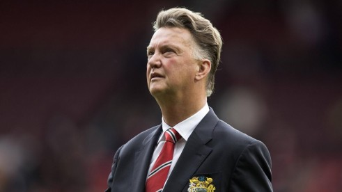 Louis Van Gaal Shared Image
