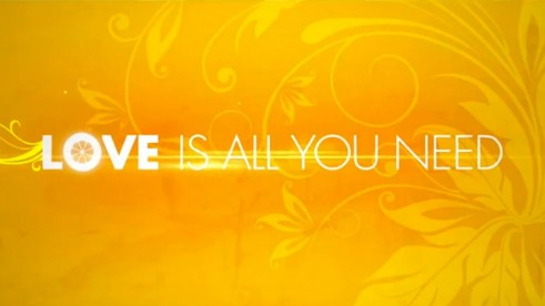 Di Love Is All You Need Trailer Movie
