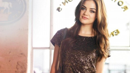 Sweet Lucy Hale Hd Wallpapers Wallpaper
