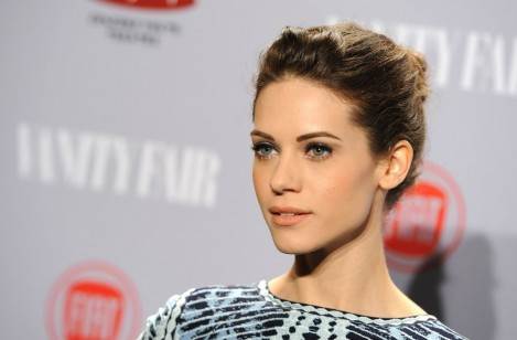 Lyndsy Fonseca Vanity Fair Fiat Young Hollywood Event In La February
