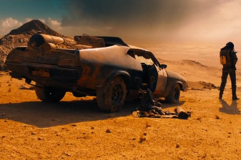 Mad Max Fury Road Voiture Movie