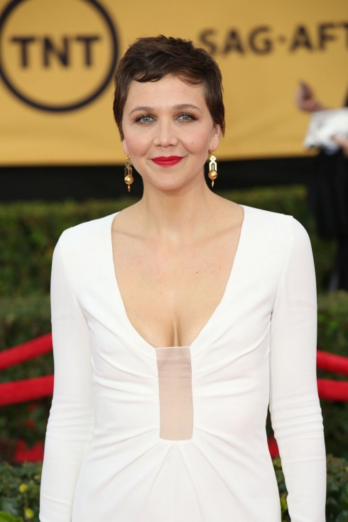 Maggie Gyllenhaal Coming To St Annual Screen Actors Guild Awards In Los Angeles