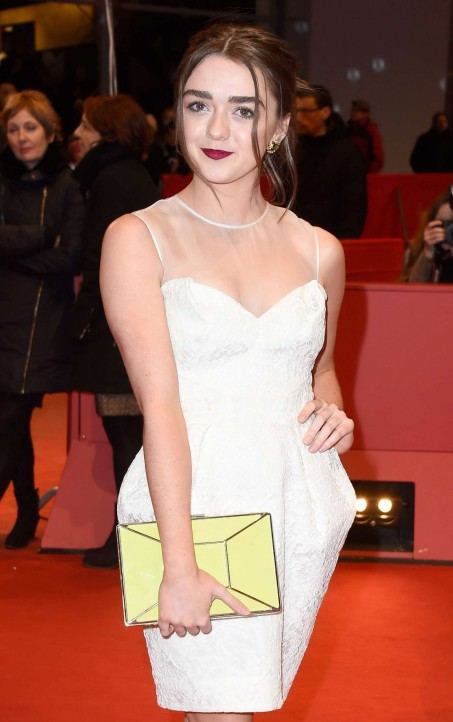 Maisie Williams Berlin Film Festival As We Were Dreaming Premiere