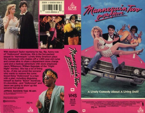 Mannequin Two On The Move Movie