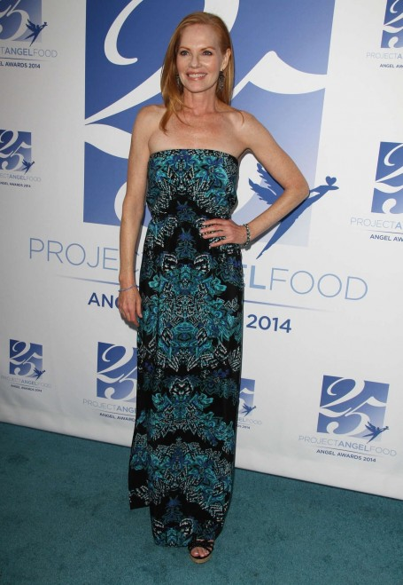 Marg Helgenberger At The Angel Awards In Los Angeles