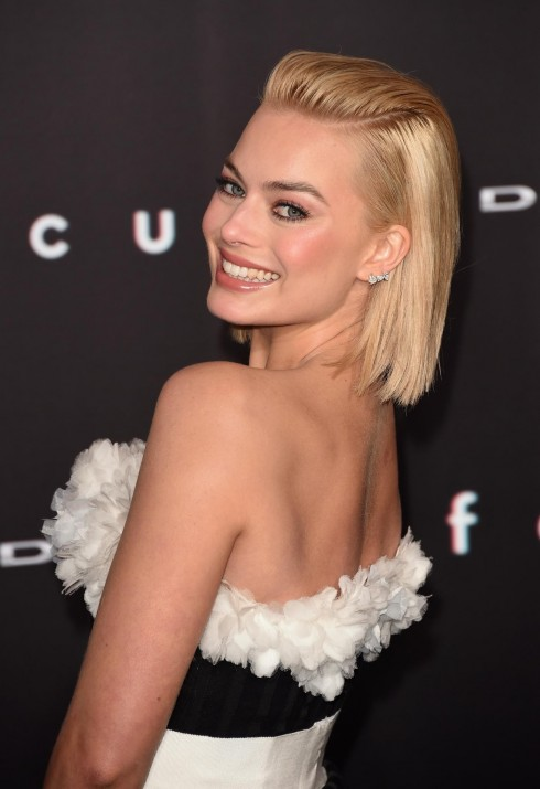 Margot Robbie At Event Of Focus Large Picture