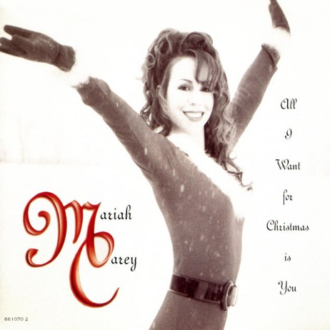 Mariah Carey All Want For Christmas Is You Cd Single Frontal Christmas