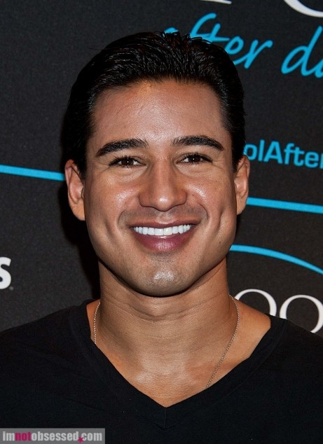 Mario Lopez Ac Pool Party