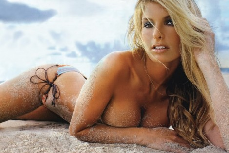 Marisa Miller Beach Photo Sexy