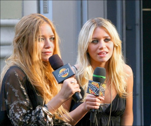 Live Muchmusic As Ey And Mary Kate Olsen Mary Kate Olsen Movies