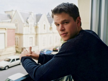 Matt Damon Celebhealthy Com Wallpaper
