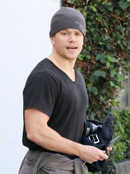 Mattdamon Feb