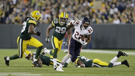 Bears Packers Football Matt Forte Pg