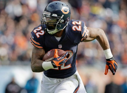 Matt Forte Rb Chicago Bears Pg