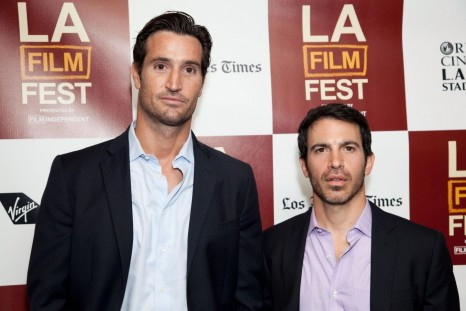 Matthew Del Negro And Chris Messina At Event Of Celeste Jesse Forever
