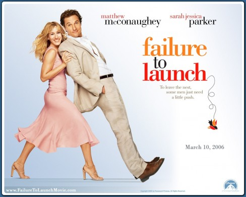 Failure To Launch Matthew Mcconaughey Sarah Jessica Parker Movies