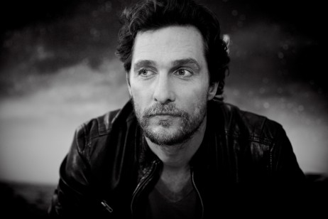 Matthew Mcconaughey American Actor Black And White Screenwriter Director Producer