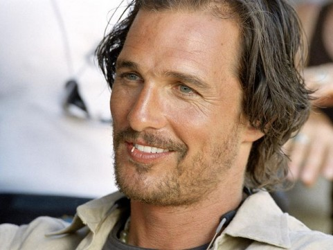 Matthew Mcconaughey Closeup Wallpaper Normal Wallpaper