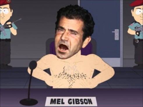 Mel Gibson In South Park