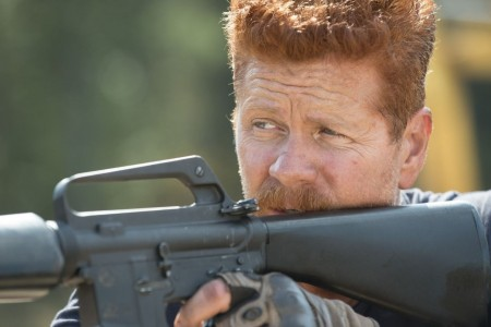 Abraham Ford The Walking Dead Spend Wallpaper