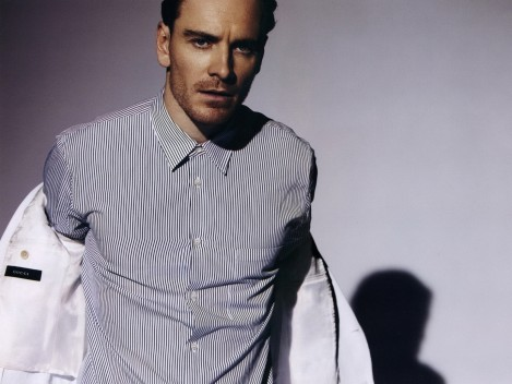 Michael Fassbender Fashion