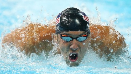 Olympics Michael Phelps Tv Pivresize High