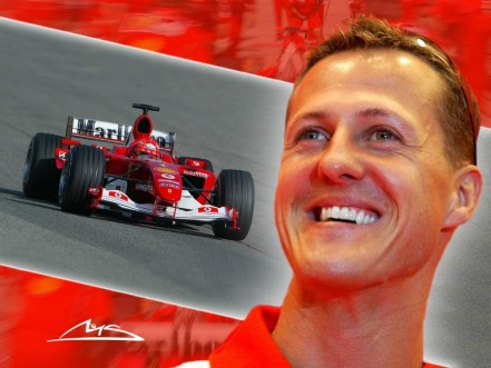 Michael Schumacher Ski Accident