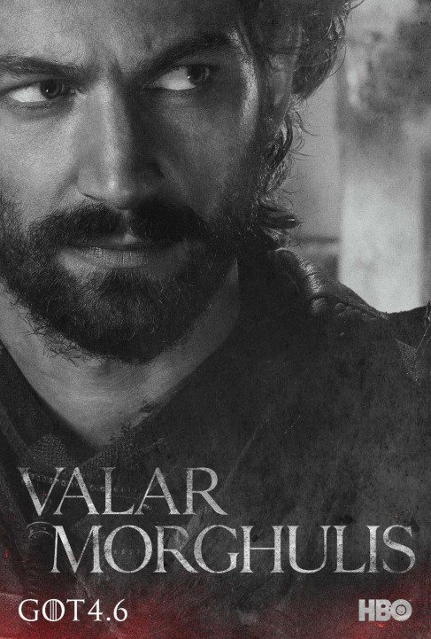 Game Of Thrones Season Michiel Huisman As Daario Naharis Game Of Thrones