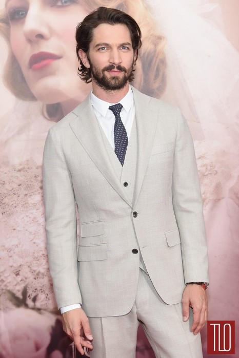 Michiel Huisman The Age Of Adaline Nyc Movie Premiere Red Carpet Fashion Thom Sweeney Menswear Tom Lorenzo Site Tlo