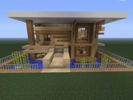 Minecraft House Designs Xbox Wallpaper Viewing Gallery For Minecraft Modern House Blueprints Xbox Image Houses