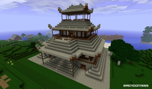 Minecraft My Cool House Houses