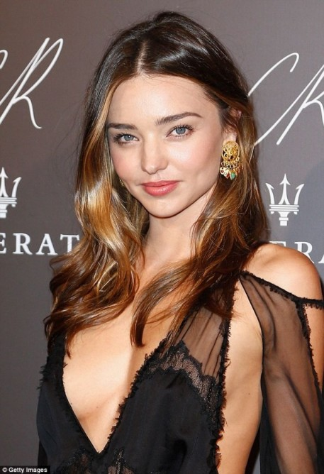 Miranda Kerr Showed At The Cr Fashion Book Issue No Launch Party Fashion