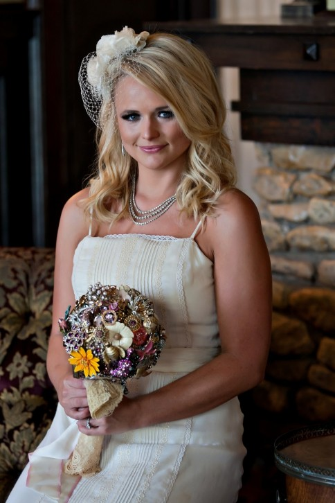 Miranda Lambert Wedding Dress Image Wedding
