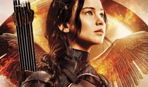Exclusive Mockingjay Target Fabric Poster Hunger Times