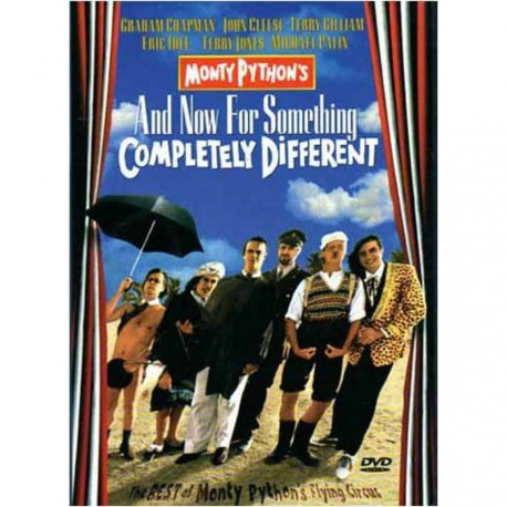 Monty Python And Now For Something Completely Different Dvd Movie