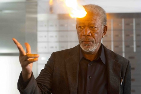 Now You See Me Morgan Freeman Quotes