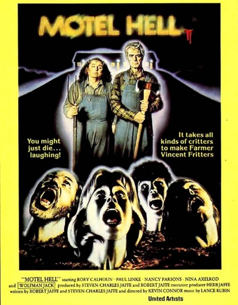 Motel Hell Movie Pictures Movie