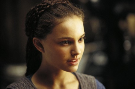 Still Of Natalie Portman In Star Wars Episode The Phantom Menace Large Picture Star Wars