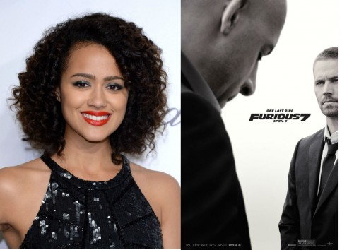 Nathalie Emmanuel Furious Fast And Furious